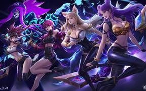 Riot Games sẽ cho ra lò 2 siêu phẩm mới của nhóm nhạc K/DA tại CKTG 2019?