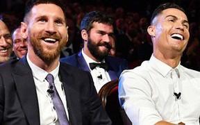 Ronaldo thừa nhận không bạn bè gì với Messi, tự đặt ra một mục tiêu khiến các fan phấn khích