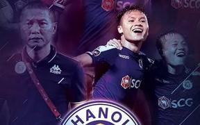 Hà Nội FC vô địch: San bằng và thiết lập nhiều kỷ lục mới của bóng đá Việt Nam