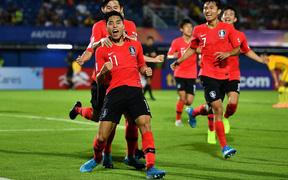 Có bàn thắng ở đúng giây cuối cùng, đàn em của Son Heung-min chật vật vượt qua Trung Quốc 1-0 trong ngày ra quân tại VCK U23 châu Á