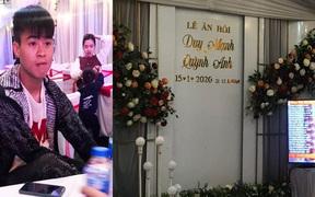 Cận cảnh nhà Duy Mạnh trước lễ ăn hỏi: Bình dị, nhẹ nhàng đối lập nhà cô dâu Quỳnh Anh