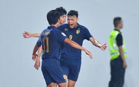 """U23 Thái Lan """"tắm"""" trong mưa tiền thưởng: Mỗi bàn thắng nhận 1,5 tỷ VNĐ"""