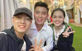 Quỳnh Anh khoe ảnh tươi tỉnh sau lễ ăn hỏi với Duy Mạnh, hạnh phúc với sự ghé thăm của vị khách đặc biệt
