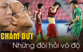 Thất bại của U23 Việt Nam dù gây khó chịu, nhưng cần thiết để chúng ta trở lại mặt đất và phát triển bóng đá bền vững