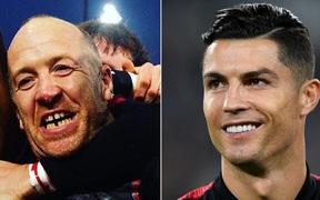 """Cầu thủ bị CĐV """"body shaming"""" vì trẻ hơn Ronaldo 10 tháng tuổi nhưng nhìn vừa xấu, vừa già"""