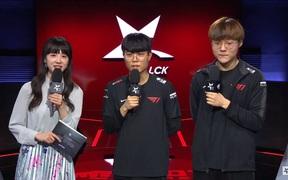 Phá vỡ chuỗi trận toàn thắng của GenG, T1 Teddy tự tin tuyên bố mục tiêu kế tiếp sẽ là DragonX