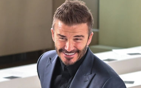 Ông chồng của năm là đây: Bỏ ra tiền tấn để đầu tư đội bóng mới, Beckham lại nghỉ xem luôn trận ra mắt chỉ vì muốn làm hài lòng vợ