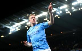 Bất chấp khủng hoảng, Manchester City vẫn dễ dàng đánh bại West Ham với tỉ số 2-0