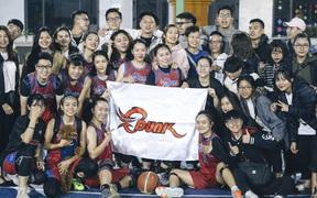 Thắng dễ Fudo F17 và Whales, Chicken Dunk lên ngôi vô địch Hanoi Sisters Cup 2020