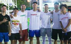Buổi giao lưu tại sân phủi Sài Gòn: Sự kiện nhỏ của dàn sao bóng rổ Việt Nam nhưng lại ghi điểm lớn trong mắt
