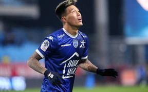 Xác nhận cầu thủ Hàn Quốc đầu tiên nhiễm Covid-19: Đang thi đấu ở Pháp, được phát hiện nhiễm bệnh sau vài ngày cảm thấy không khỏe