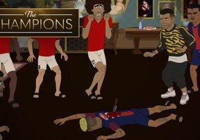 Hoạt hình vui: Truy tìm kẻ sát hại Neymar giữa dàn sao bóng đá thế giới và cái kết khiến tất cả ngã ngửa