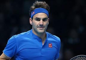 Highlights Federer 2-0 Thiem   Vòng bảng ATP Finals 2018