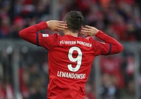 Bayern Munich 3-0 Nuernberg | Lewandowski, Ribery lập công