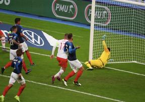 Video Pháp 1-1 Thổ Nhĩ Kỳ (vòng loại Euro 2020)