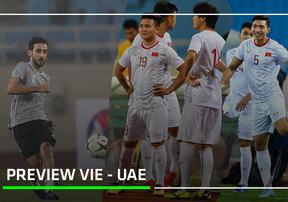 Những điểm nhấn đáng chú ý trước trận Việt Nam đấu UAE: Thời tiết có thể khiến đội khách gặp khó