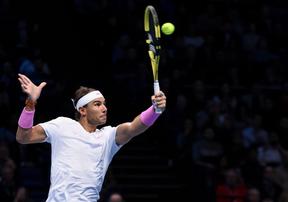 Highlights: Nadal ngược dòng khó tin, níu giữ hy vọng đi tiếp tại ATP Finals