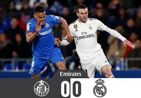 Highlights Getafe CF 0-0 Real Madrid | Chia điểm nhạt nhòa