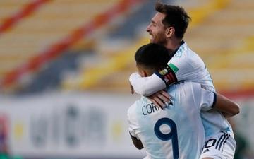 """Vượt qua nỗi sợ """"khó thở"""", Messi giúp tuyển Argentina lần đầu thắng trên sân Bolivia sau 15 năm"""