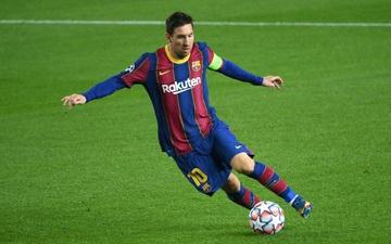 Barcelona đại thắng 5-1 trận ra quân Champions League: Messi cân bằng kỷ lục với huyền thoại MU