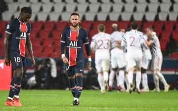PSG lại thất thủ ngay trên sân nhà trước MU ở Champions League