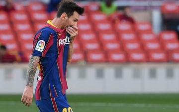 Barcelona thất thủ ngay trên sân nhà trước Real Madrid ở trận Siêu kinh điển