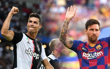 """Messi chúc Ronaldo hồi phục nhanh chóng để """"tái đấu"""""""