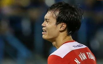 """HAGL: """"Kho điểm"""" trên đường đua vô địch V.League và lời thú nhận đội nhà """"đá chán"""" của Văn Toàn"""