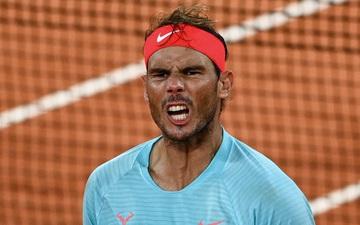 """Giải mã """"hiện tượng"""", Rafael Nadal lần thứ 13 vào bán kết Roland Garros"""