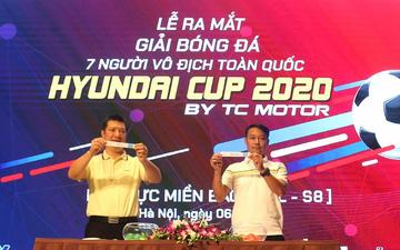 Giải bóng đá 7 người vô địch toàn quốc tổ chức mùa thứ 2