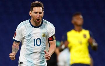 Messi ghi bàn định đoạt trận đấu, Argentina khởi đầu chiến dịch vòng loại World Cup với 3 điểm trọn vẹn
