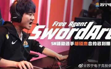 Chuyển nhượng LMHT ngày 17/11: SwordArt trở thành tuyển thủ tự do, SofM nhận lương 42 tỷ đồng nếu ở lại Suning