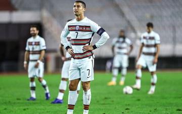 Bồ Đào Nha thắng nhờ sai lầm của trọng tài, Ronaldo và đồng đội vẫn thất thần như kẻ thua cuộc