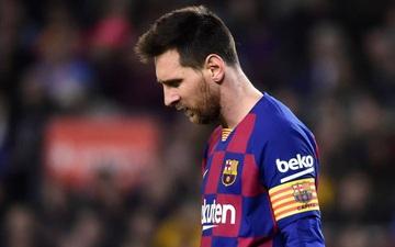 Messi nổi điên vì máy bay riêng bị 5 cán bộ chặn đầu đòi tiền thuế