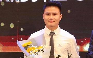 Quang Hải nhận giải bàn thắng đẹp nhất, Công Phượng được vinh danh nhưng vắng mặt tại V.League Awards 2020