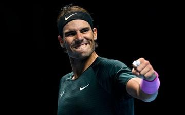 Hạ gục đương kim vô địch, Nadal vào bán kết ATP Finals