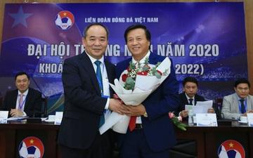 Liên đoàn bóng đá Việt Nam có Phó chủ tịch phụ trách Tài chính mới, đề ra kế hoạch tổ chức 2 trận đấu đặc biệt vào cuối năm 2020