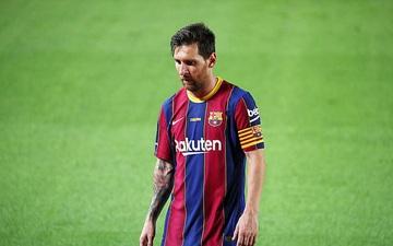 Chủ tịch tạm quyền của Barca đề nghị Messi giảm lương