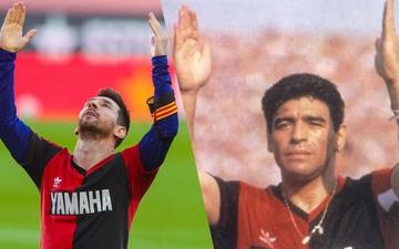 Barcelona phải nộp phạt bao nhiêu tiền vì hành động tri ân Maradona của Messi?