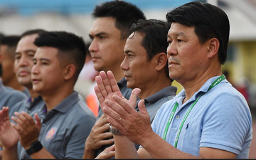 """HLV Sài Gòn FC: """"Chúng tôi sẽ đá hết mình trước Viettel để giúp Hà Nội vô địch, đó mới là thượng võ"""""""