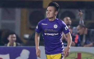 Quang Hải lập siêu phẩm volley giúp Hà Nội FC níu giữ hy vọng vô địch V.League