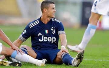 Ronaldo dính chấn thương sau khi ghi bàn mở tỷ số, Juventus đánh mất điểm phút 90+5'