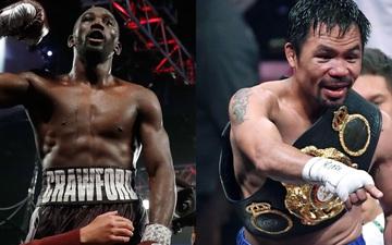 Ông bầu Bob Arum xác nhận Manny Pacquiao có thể là đối thủ tiếp theo của nhà vô địch bất bại Terence Crawford