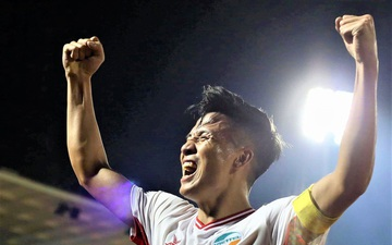 Quế Ngọc Hải bật khóc, Tiến Dũng ăn mừng đầy cảm xúc khi giúp CLB Viettel vô địch V.League 2020