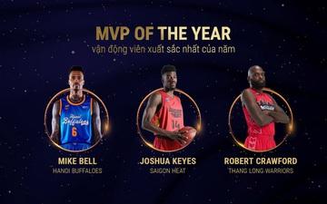 """Đề cử cá nhân của VBA Awards 2020: Local MVP gọi tên """"cựu binh"""", Christian Juzang và Tâm Đinh vắng bóng trong cuộc đua """"Cầu thủ xuất sắc nhất"""""""