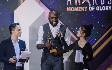VBA Awards 2020: Robert Crawford xuất sắc mang về danh hiệu MVP