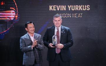 """VBA Awards 2020: """"Huấn luyện viên của năm"""" gọi tên Kevin Yurkus"""