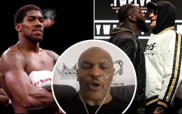 """Nhà cựu vô địch thế giới Tim Witherspoon: """"Mike Tyson có thể hạ đo ván Tyson Fury, Anthony Joshua lẫn Deontay Wilder"""