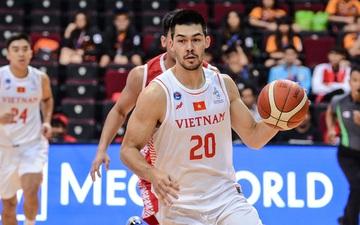 Hậu VBA 2020, Chris Dierker mang tin vui đến với NHM bóng rổ Việt Nam
