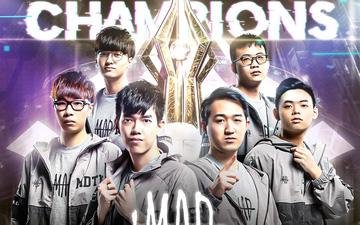 Saigon Phantom gục ngã trước MAD Team trong trận chung kết AIC 2020